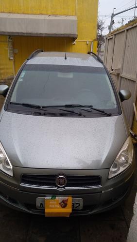 Fiat Idea 2011 1.6 16v Essence Flex Dualogic 5p