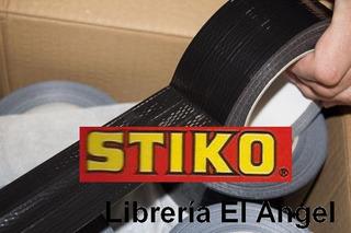 Cinta Silver Tape Duct Tape De Stiko 48mm X 9m Tipo 3m