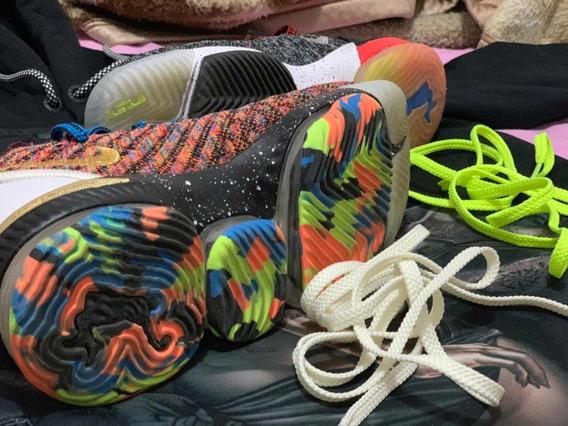 Tênis Nike Lebron James 16 Tam 7 (38)