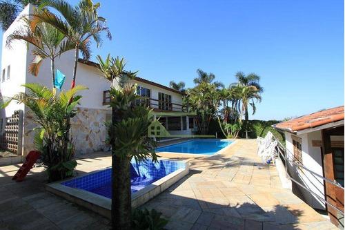 Imagem 1 de 30 de Chácara Com 3 Dormitórios À Venda, 4000 M² Por R$ 1.060.000,00 - Rural - São Roque/sp - Ch0113