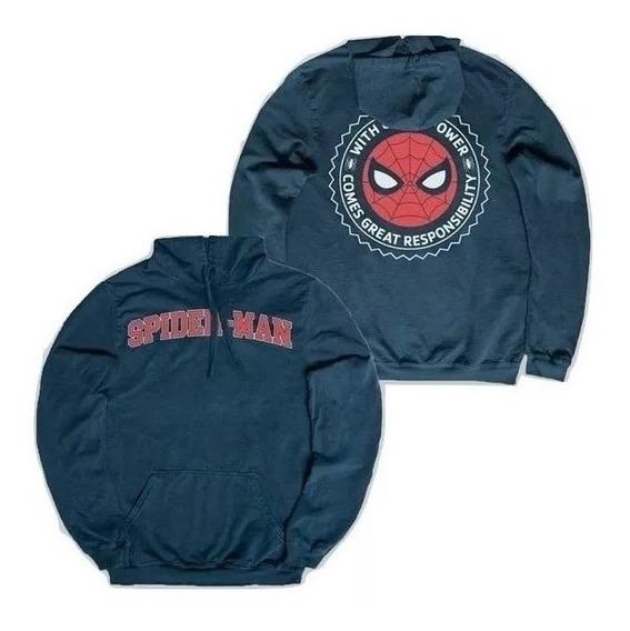 Spider-man Hoodie Hombre