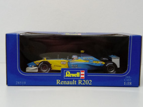 Renault F1 R202 - Jenson Button - 2002 - Revell 1/18