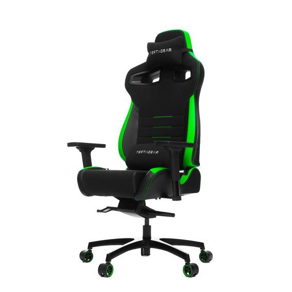 Silla Gamer Vertagear Pl4500 Negro Con Verde