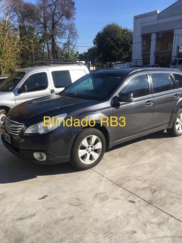 Subaru Outback 2.5 Blindado Rb3