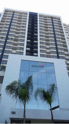 Loft Residencial À Venda, Petrópolis, Porto Alegre. - Lf0054