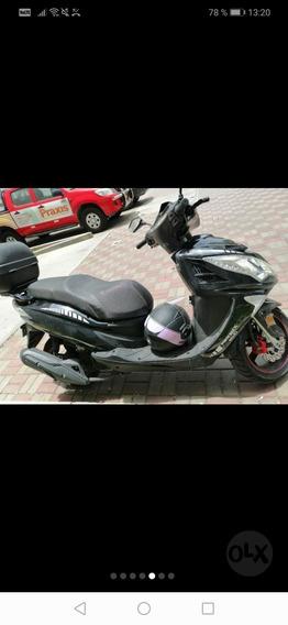 Moto Ssenda 150 Full Equipada