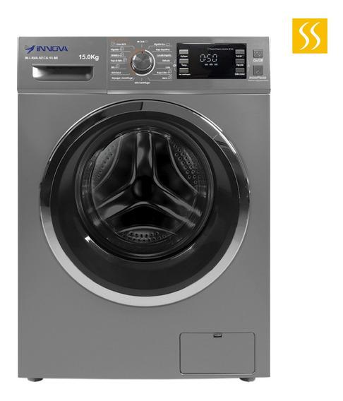 Lavadora Secadora Croma 15 Kilos 33 Lb Carga Frontal 110v
