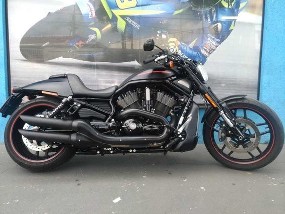 Harley Davidson V Rod Ano 2014 Perfeita