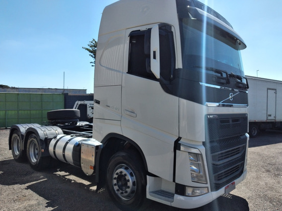Volvo Fh 540 6x4t I-shift