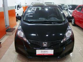 Honda Fit 1.4 Cx 16v Flex 4p Automático 2014
