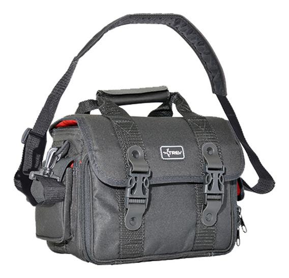 Bolsa Capa Case Retrô Para Panasonic Lumix Dmc-gm5 - Trev