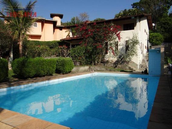 Casa Residencial À Venda, Alpes De Caieiras, Caieiras. - Ca0562