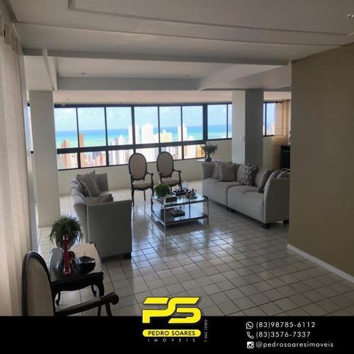 (alugo)  Apartamento No Jardim Luna Com 4 Suítes - Ap4157