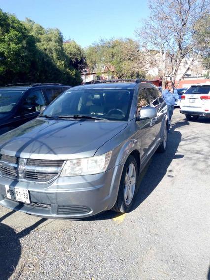 Dodge Journey 3.5 Sxt 7 Pasj Premium R-19 At 2009