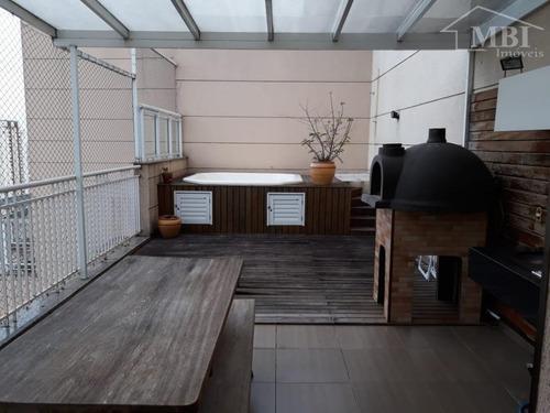 Cobertura À Venda, 165 M² Por R$ 1.320.000,00 - Vila Carrão - São Paulo/sp - Co0021