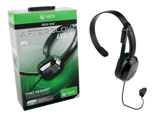 Diadema Afterglow Level 1 Xbox One Nuevo 3.5mm En Igamers
