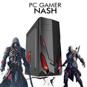 Pc Gamer Nash - Intel Core I5-8400 Gtx 1650 4gb 1tb, 8gb Ram