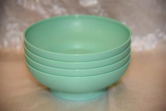 Envase Para Desayuno Tupperware 5 Green