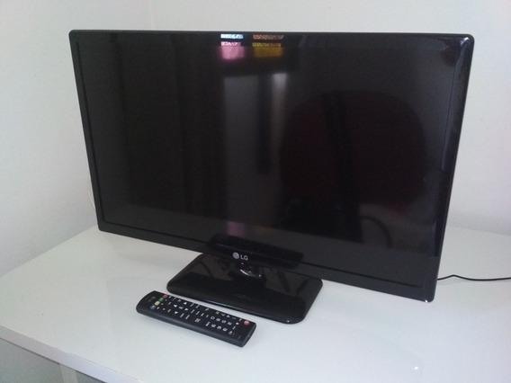 Tv Monitor Lg 24mt47d Led Hd C/base