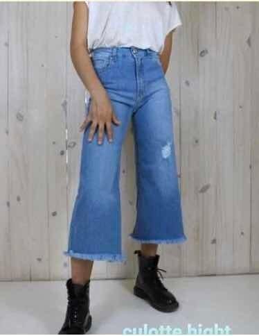 Jeans Saltanpepajeans Modelo Culotte