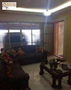 Sobrado Com 3 Dormitórios À Venda, 120 M² Por R$ 689.000,00 - Vila Galvão - Guarulhos/sp - So0459