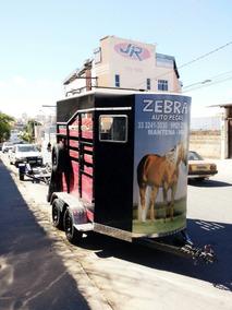 Carretas Para Cavalo Com Adesivo Personalizado