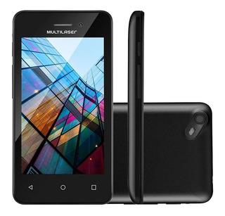 Celular Smartphone 3g 4 Pol Dual Chip Camera 5 Mp Quad Core