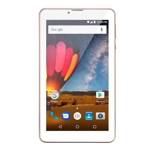 Tablet Multilaser M7 3g Plus Wi-fi Dual Dourado Vitrine