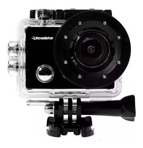 Câmera De Ação Roadstar Rs-2000d 5mp Full Hd 2.0