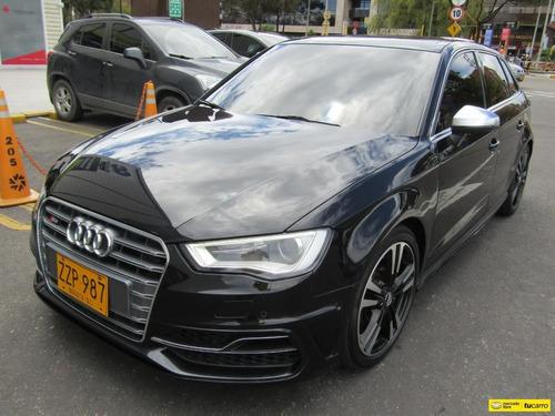 Audi S3 2.0 Tfsi S-tronic Quattro Sportback