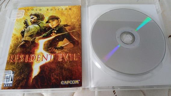 Resident Evil 5 Gold Edition Usado Play3 Qw12#