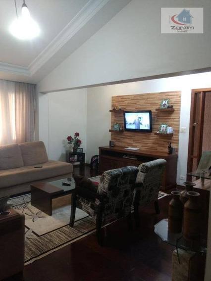 Casa Com 3 Dormitórios À Venda, 201 M² Por R$ 740.000 - Parque Terra Nova - São Bernardo Do Campo/sp - Ca0093