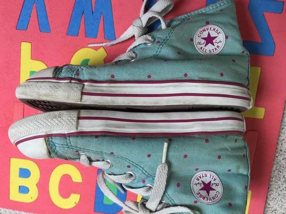 Zapatos Botín Converse Niña Talla 26