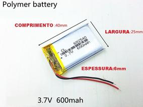 Bateria Rastreador