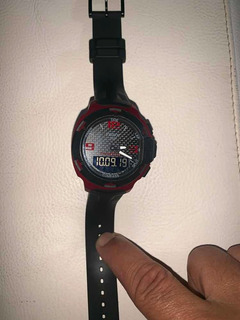 Relógio Tissot T-racer Solar Touch Original Pouquíssimo Uso!