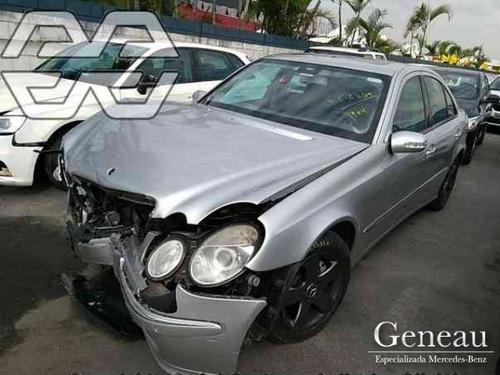 Sucata Mercedes-benz E320 W211 2004 2005 2006 2007 Motor V6