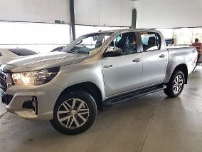 Toyota Hilux 2.8 Tdi Srv Cab. Dupla 4x4 Aut. Okm