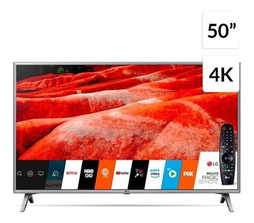 Televis LG 50  Uhd 4k,smart Tv,webos 4.5,bluetooth Plateado
