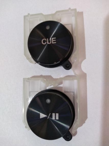 Botão Play E Cue Cdj350 - Dac2580 Frete Grátis