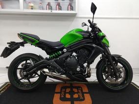 Kawasaki Er6n Verde 2015 - Target Race