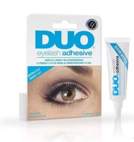 Duo Eyelash Adhesiv-white - Cola Para Cílios 7g Original
