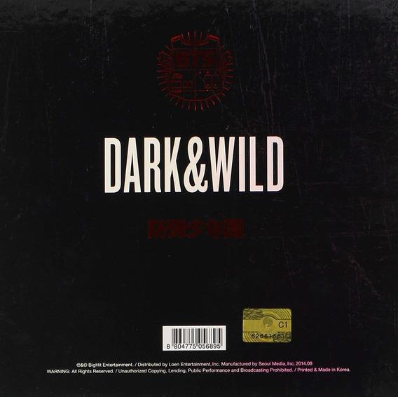 Bts Dark & Wild Vol 1 Cd Nuevo Importado