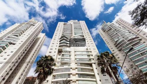 Apartamento Para Venda Em São Paulo, Brooklin, 3 Dormitórios, 3 Suítes, 2 Vagas - 0445_1-1327342