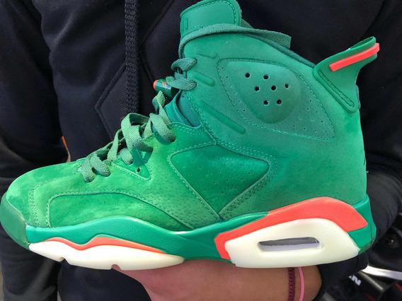 Jordan Gatorade Verde