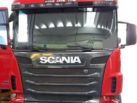 Scania R 480 6x2 A 2013 / 2013 Opticruise Único Dono