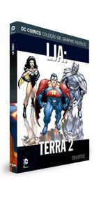 Lja:terra 2 - Dc Comics Coleção De Graphic Novels Vol 13