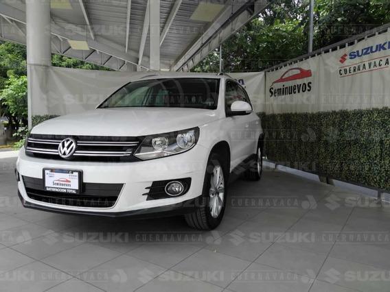 Volkswagen Tiguan 2013 5p Track & Fun Tiptronic Climatronic