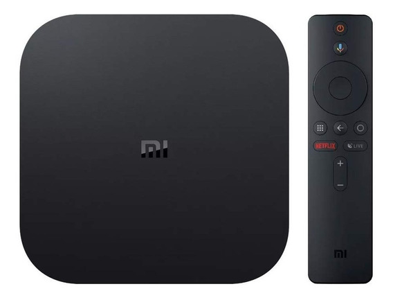 Xiaomi Mi Box S 4k - Box Android Tv Original Android 8.1