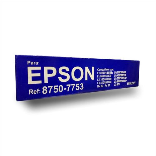 Cinta Epson 8750 Lx300
