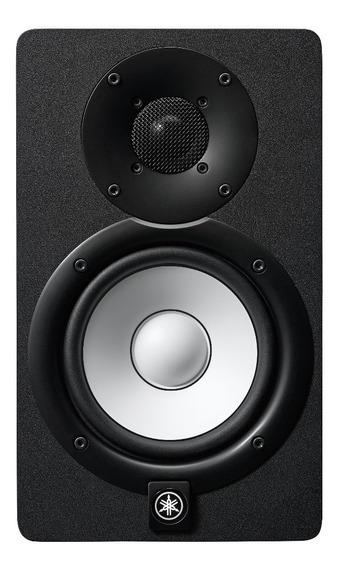 Monitor Estúdio Yamaha Hs5 Preto Original | Promoção